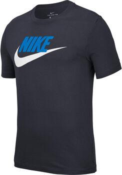 Nike Sportswear Icon Futura T-Shirt Herren blau