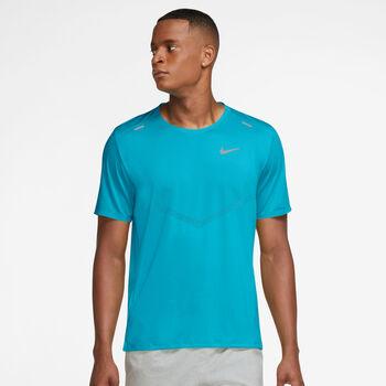 Nike Dri-Fit Rise T-Shirt Herren blau