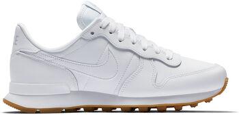 Nike Internationalist Freizeitschuhe Damen weiß