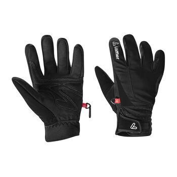 LÖFFLER Velox Handschuhe  schwarz