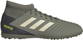 adidas Predator 19.3 TF Turffußballschuhe grün
