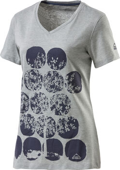 McKINLEY Activealessa T-Shirt Damen grau