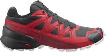 Salomon Speedcross 5 Traillaufschuhe Herren rot