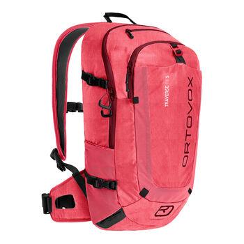 ORTOVOX Traverse 18 S Wanderrucksack Damen pink
