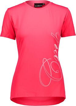 CMP Varese T-Shirt Damen rot