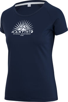 MARTINI Summertime T-Shirt Damen blau