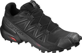 Salomon Speedcross 5 W Traillaufschuhe Damen schwarz