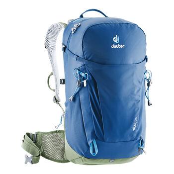 Deuter Trail 26 Wanderrucksack blau