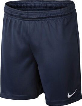 Nike Park II Knit Fußballshort blau
