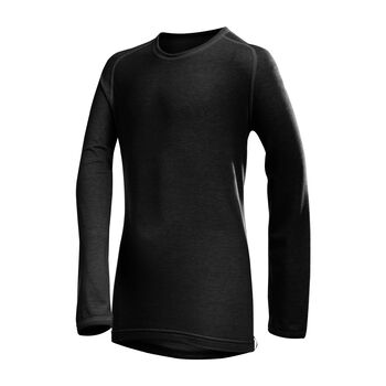 LÖFFLER TRANSTEX® WARM Langarmshirt schwarz
