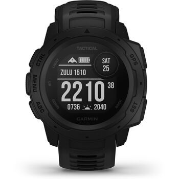 Garmin Instinct Tactical Pulsuhr schwarz