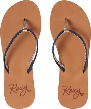Roxy Costas Flip Flops Damen blau