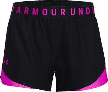 Under Armour Play Up 3.0 Shorts Damen schwarz