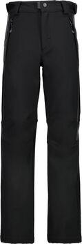 CMP Long Pant Softshellhose schwarz