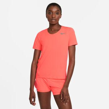 Nike City Sleek T-Shirt Damen orange