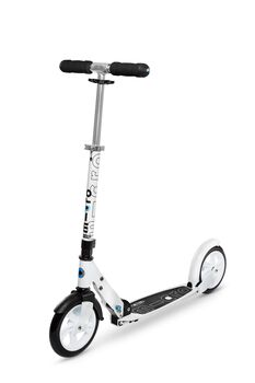 Micro  White Scooter  weiß