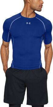 Under Armour Compression HeatGear® T-Shirt Herren blau