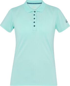McKINLEY Mako Poloshirt Damen grün