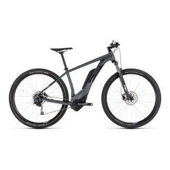 CUBE Reaction Hybrid ONE E-Bike grau