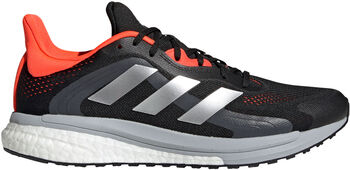 adidas SolarGlide 4 ST Laufschuhe Herren schwarz