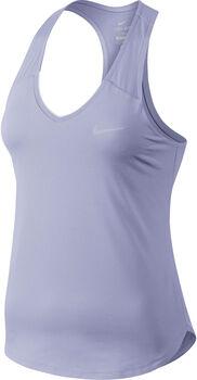 Nike Pure Tank Tennisshirt Damen lila