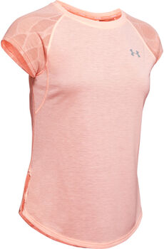 Under Armour Streaker 2.0 T-Shirt Damen orange