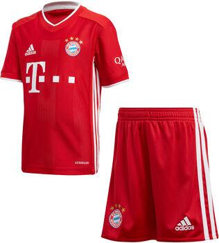adidas FC Bayern München Mini-Heimausrüstung pink