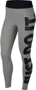 Nike Sportswear Leg-A-See Leggings Damen grau