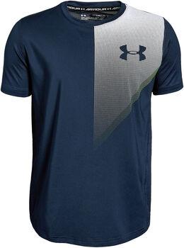 Under Armour Raid T-Shirt Herren blau