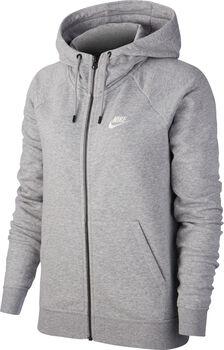 Nike Sportswear Essential Trainingsjacke Damen grau