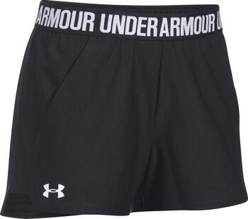 Under Armour Play Up Shorts Damen schwarz