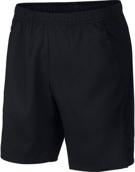 "Nike Court Dry 9"" Tennisshort Herren schwarz"
