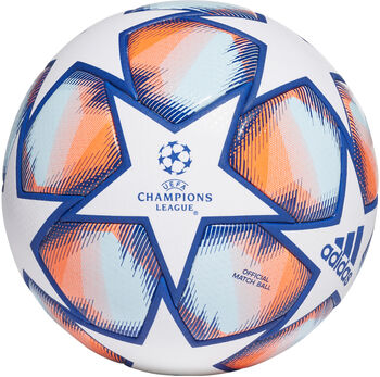 adidas UCL Finale 20 Pro Ball transparent