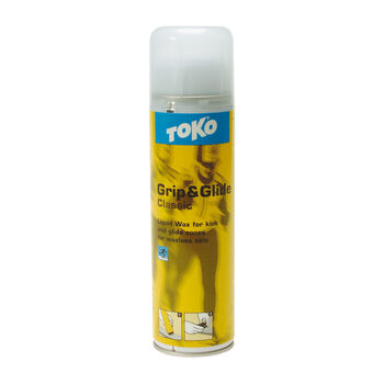 TOKO  Nordic Grip&GlideFlüssigwax für Gleit und cremefarben