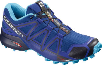Salomon Speedcross 4 Traillaufschuhe Damen blau