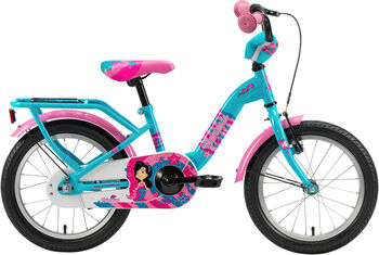 "GENESIS Princessa 16 Fahrrad 16"" blau"
