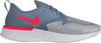 Nike Odyssey React Flyknit 2 Laufschuhe Herren blau