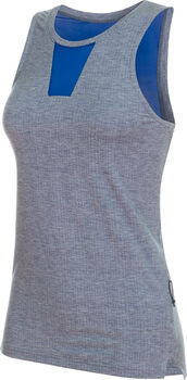 MAMMUT Crashiano Top Damen blau