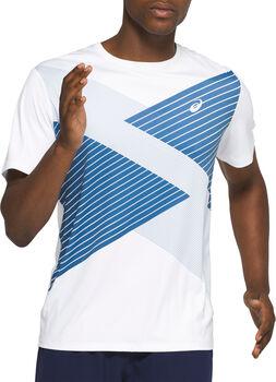ASICS Tokyo T-Shirt Herren weiß