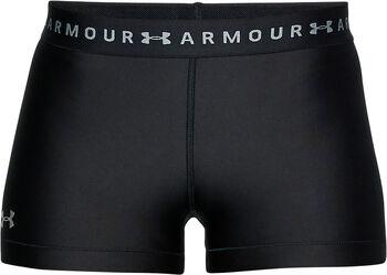 Under Armour HG Shorty Short Damen schwarz