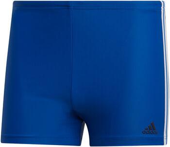 adidas 3-Streifen Badeshorts Herren blau