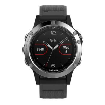 Garmin Fenix 5 GPS-Multisportuhr schwarz