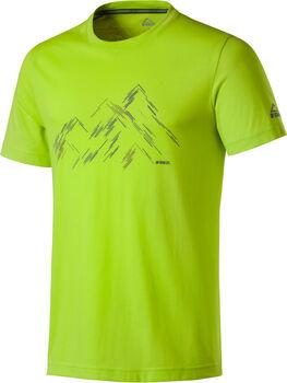 McKINLEY Active Malessa T-Shirt Herren gelb