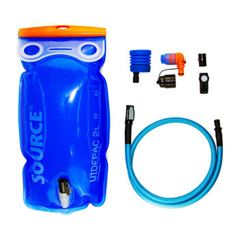 SOURCE Ultimate Hydration Trinkblase blau