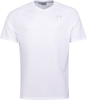 Head Performance T-Shirt Herren cremefarben