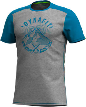DYNAFIT Transalper Light T-Shirt Herren blau