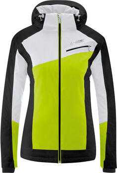 Maier Sports Tsey Skijacke mit Kapuze Damen grün