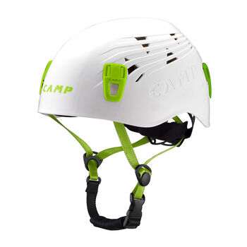 CAMP Titan Kletterhelm weiß