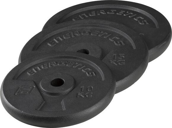 Hantelscheiben 10 kg - 20 kg