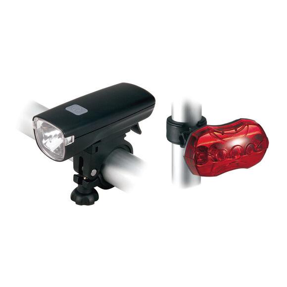 Fahrradlicht-Set